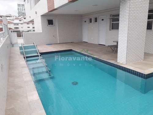 Apartamento, código 5193 em Santos, bairro Boqueirão