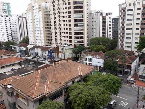 Apartamento, código 5266 em Santos, bairro Boqueirão