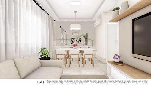 Casa, código 5428 em Santos, bairro Gonzaga