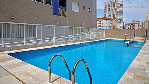 Apartamento, código 5435 em Santos, bairro Gonzaga