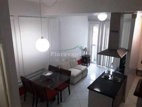 Apartamento, código 5475 em Santos, bairro Gonzaga