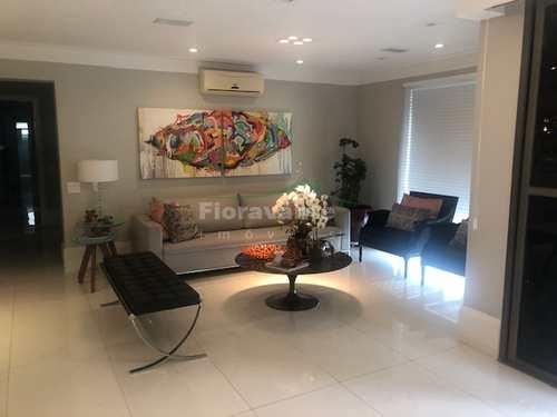 Apartamento, código 5555 em Santos, bairro Boqueirão
