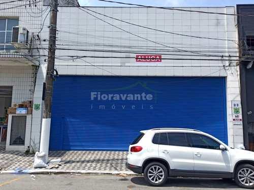 Galpão, código 5600 em Praia Grande, bairro Boqueirão