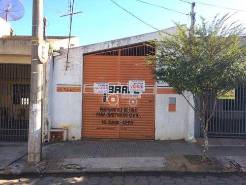Armazém ou Barracão, código 2 em Tatuí, bairro Centro