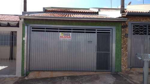 Casa, código 3 em Tatuí, bairro Jardim Nossa Senhora de Fátima
