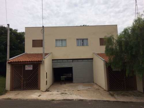 Sobrado, código 8 em Tatuí, bairro Residencial Alvorada