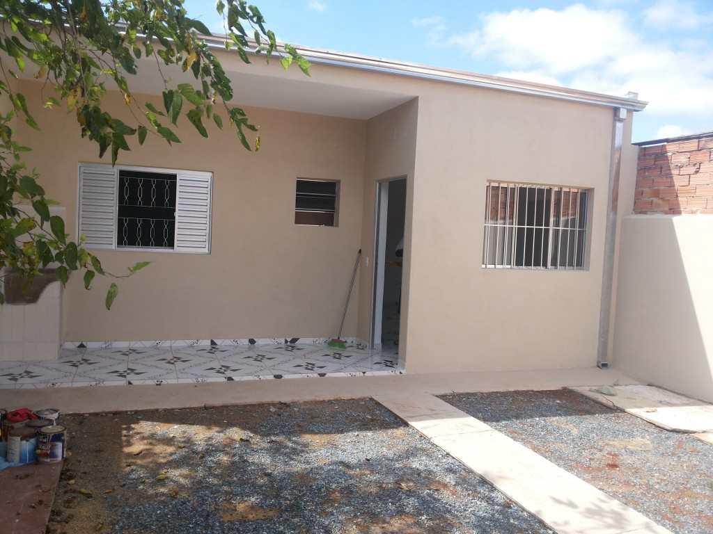 Casa em Tatuí, bairro Vila Juca Menezes