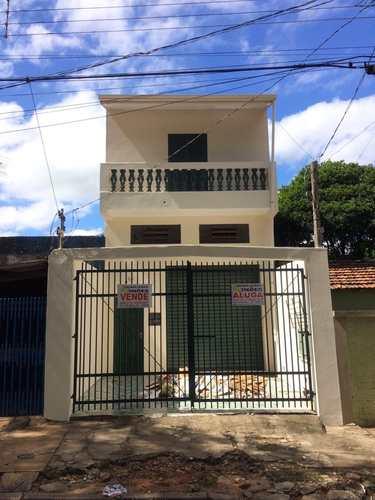 Sobrado, código 14 em Tatuí, bairro Centro