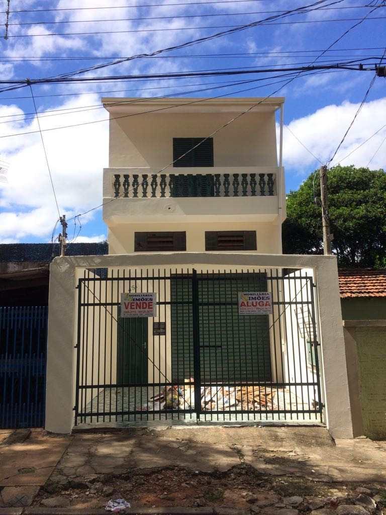 Sobrado em Tatuí, bairro Centro