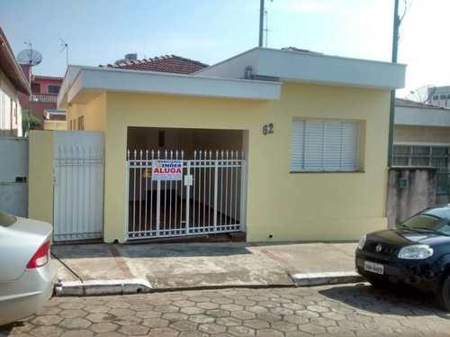 Casa, código 21 em Tatuí, bairro Centro