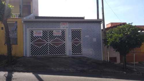 Casa, código 22 em Tatuí, bairro Village Engenheiro Campos