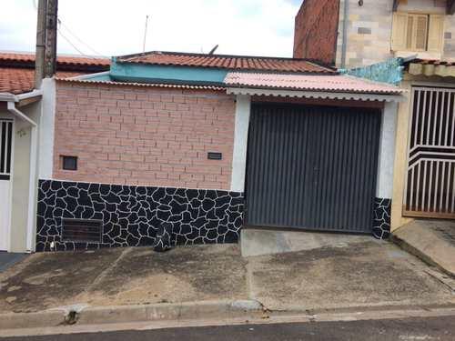 Casa, código 30 em Tatuí, bairro Jardim América