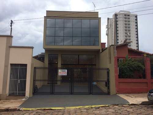 Galeria, código 31 em Tatuí, bairro Centro