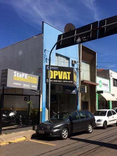 Conjunto Comercial, código 32 em Tatuí, bairro Centro
