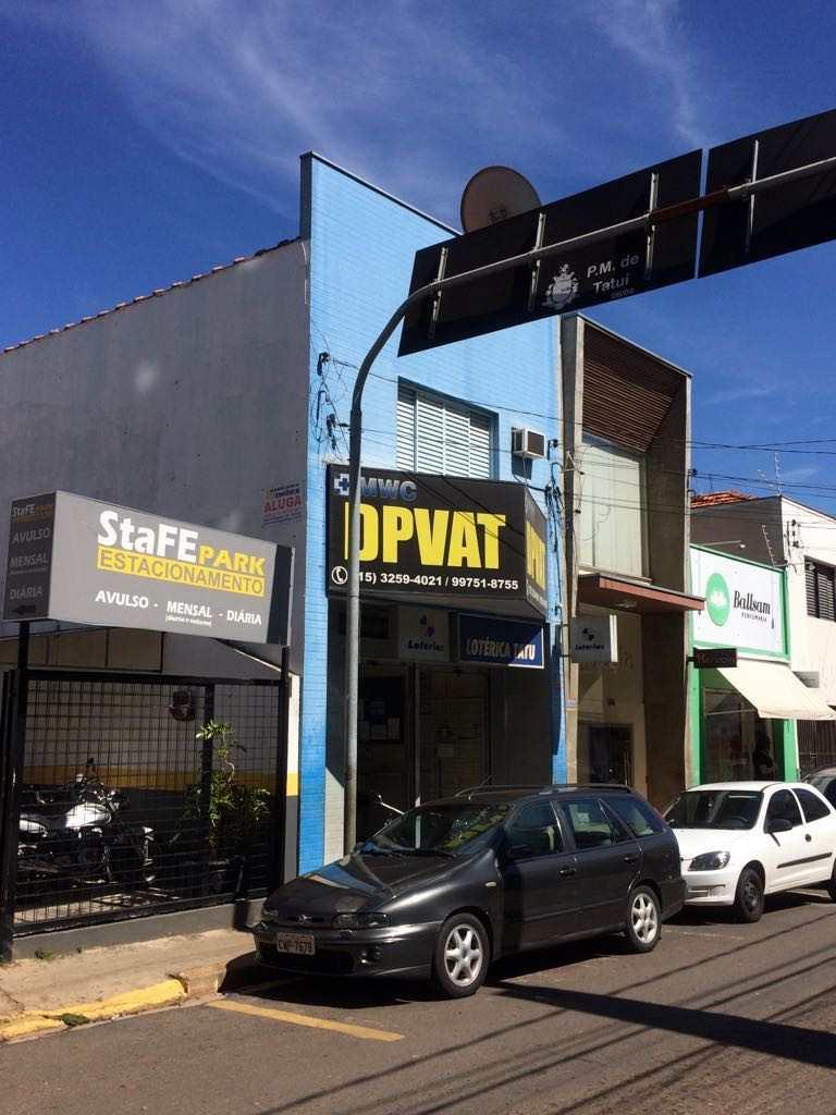 Conjunto Comercial em Tatuí, bairro Centro