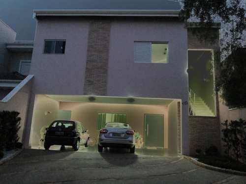 Casa de Condomínio, código 36 em Tatuí, bairro Vila Monte Verde