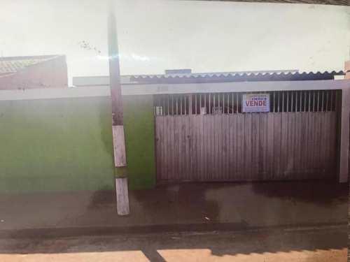 Casa, código 37 em Tatuí, bairro Jardim Santa Rita de Cássia