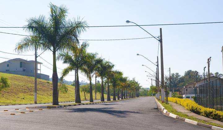 Terreno em Tatuí, bairro Bosques do Junqueira