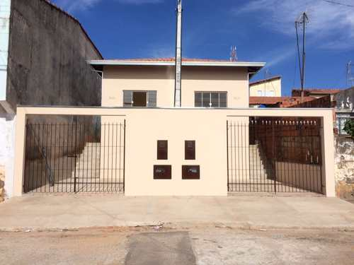 Casa, código 40 em Tatuí, bairro Jardim Lucila