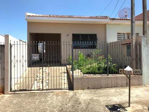 Casa, código 52 em Tatuí, bairro Jardim Rosa Garcia
