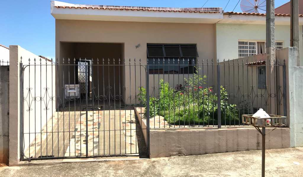 Casa em Tatuí, bairro Jardim Rosa Garcia