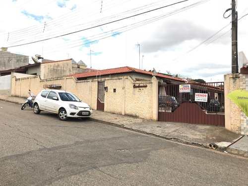 Casa de Condomínio, código 54 em Tatuí, bairro Parque Santa Maria