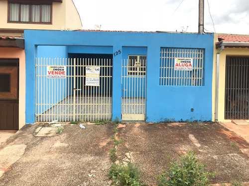 Casa, código 55 em Tatuí, bairro Nova Tatuí