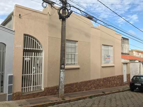 Casa, código 56 em Tatuí, bairro Centro