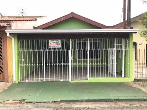 Casa, código 61 em Tatuí, bairro Jardim Nossa Senhora de Fátima