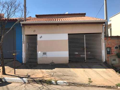 Casa, código 67 em Tatuí, bairro Jardim Residencial Santa Cruz