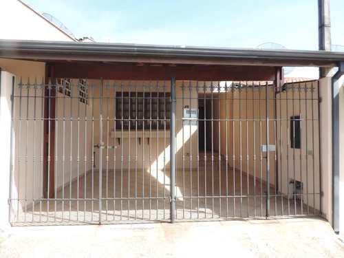 Casa, código 68 em Tatuí, bairro Parque Santa Maria