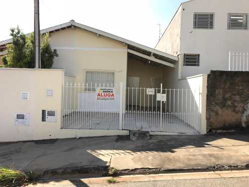 Casa, código 70 em Tatuí, bairro Vila Doutor Laurindo