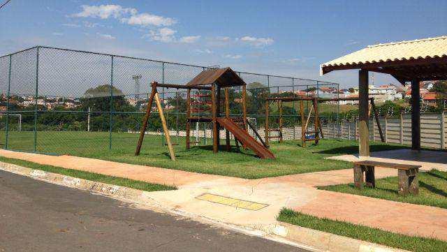 Terreno em Tatuí, bairro Residencial Bosques dos Ipês
