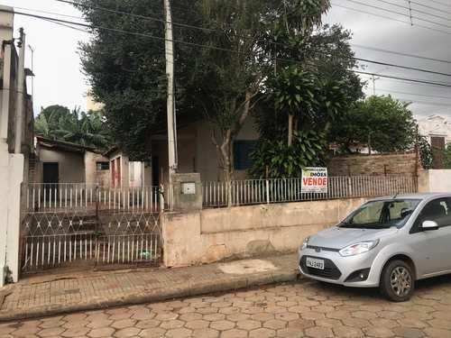 Casa, código 73 em Tatuí, bairro Centro