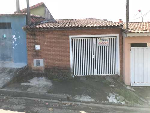 Casa, código 75 em Tatuí, bairro Jardim Rosa Garcia