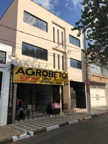 Sala Comercial, código 78 em Tatuí, bairro Centro