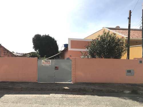 Casa, código 81 em Tatuí, bairro Jardim Lucila