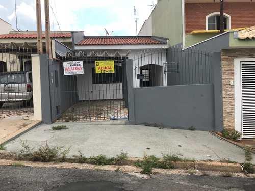 Casa, código 83 em Tatuí, bairro Jardim XI de Agosto