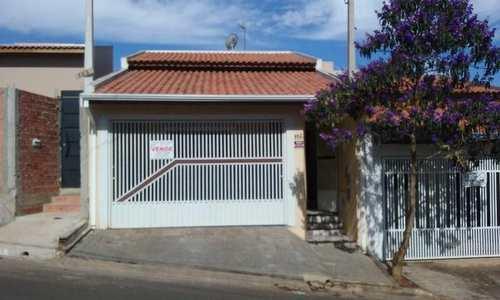 Casa, código 85 em Tatuí, bairro Jardim Residencial Santa Cruz