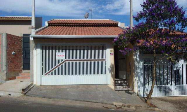 Casa em Tatuí, bairro Jardim Residencial Santa Cruz