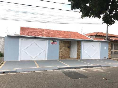 Casa, código 92 em Tatuí, bairro Colina Verde