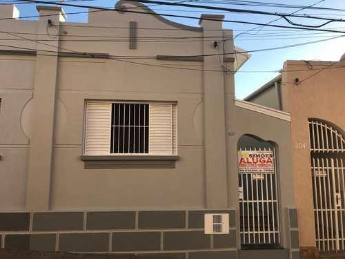 Casa Comercial, código 95 em Tatuí, bairro Centro