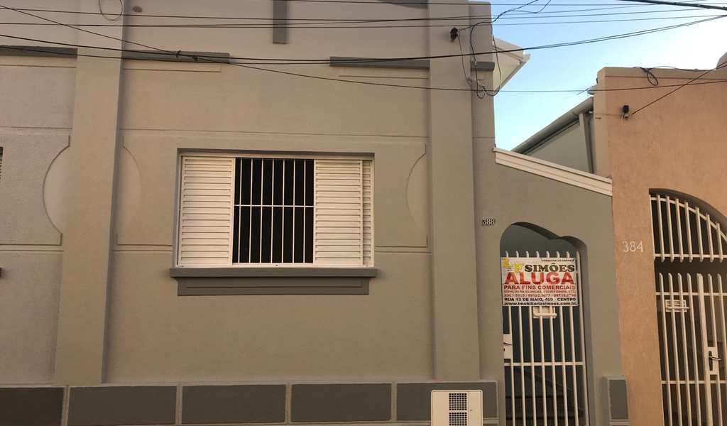Casa Comercial em Tatuí, bairro Centro