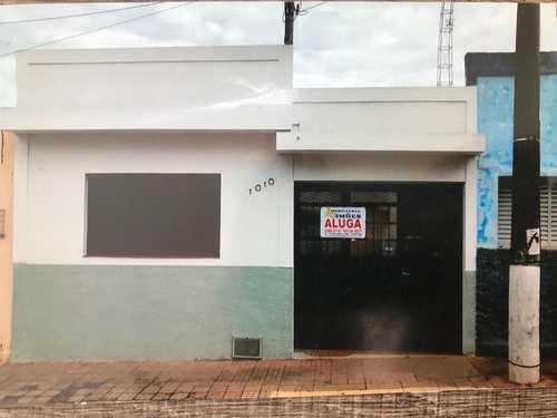 Casa, código 98 em Tatuí, bairro Centro