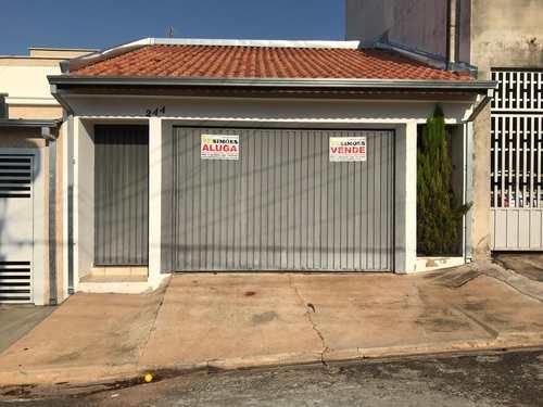 Casa, código 100 em Tatuí, bairro Jardim Planalto