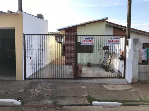 Casa, código 102 em Tatuí, bairro Centro