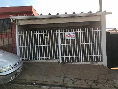 Casa, código 103 em Tatuí, bairro Centro
