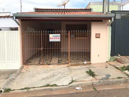 Casa, código 105 em Tatuí, bairro Parque Santa Maria