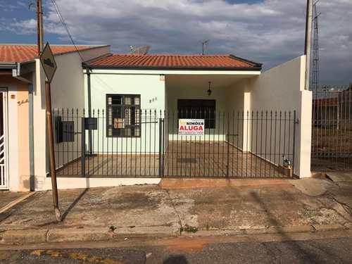 Casa, código 107 em Tatuí, bairro Vila Doutor Laurindo