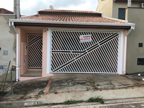 Casa, código 108 em Tatuí, bairro Jardim Mantovani